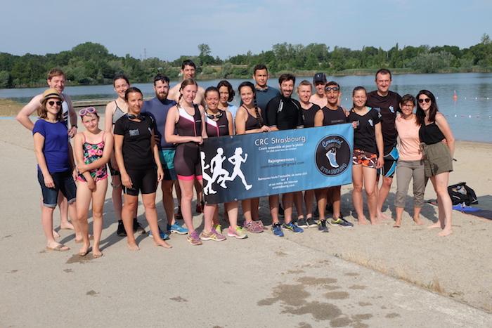 swim groupe