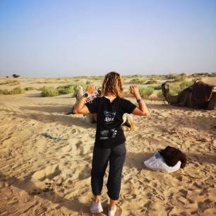Tunisie pour Jade début juillet