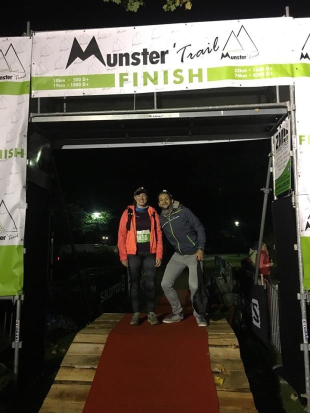 Gilles florecnce munster trail